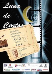 cartel Luna de Cortos